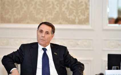 Novruz Mammadov: Votes were cast not just in favor of Blatter, this was act of protest against US and Europe