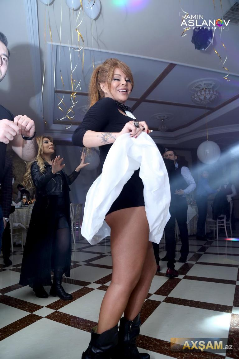 Секс подделки фото голая айгюн кязимова