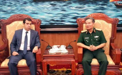 Azerbaijan, Vietnam discuss prospects for military cooperation