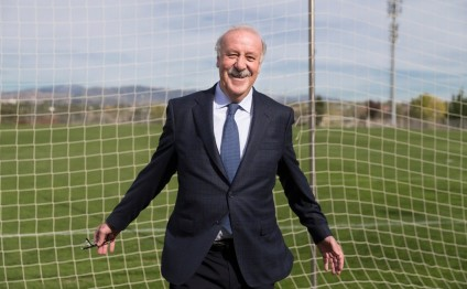 Vicente del Bosque: 'There is no English football any more, no authentic style'