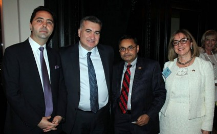 State Flag Day of Azerbaijan marked in US