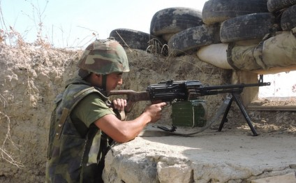 Armenians violated ceasefire with Azerbaijan 82 times throughout the day