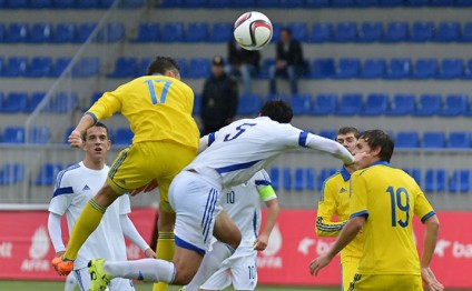 Ukraine top Group 5 after win over Bosnia and Herzegovina