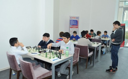 Azerbaijani chess player claims silver at international children's tournament