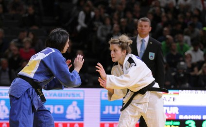 Azerbaijani judo fighters win three medals at 2015 Oceania Open tournament