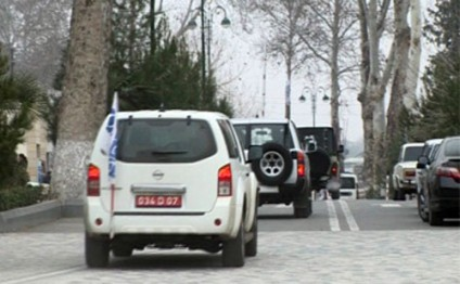 OSCE monitoring ends without incidents