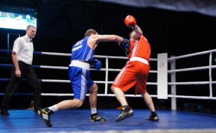 Azerbaijani boxers to battle for medals in World Cup of Petroleum Countries