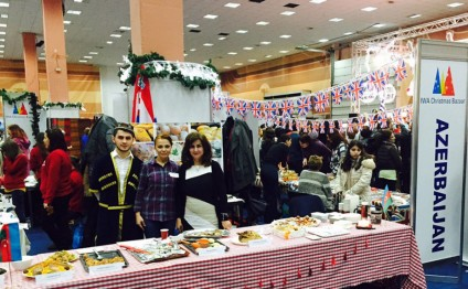 Azerbaijan joins Charity Christmas Bazaar in Romania