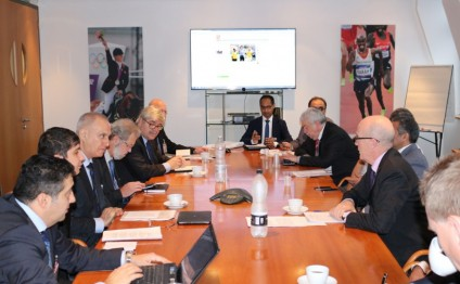 Organizational issues of 5th Congress of World News Agencies discussed in London