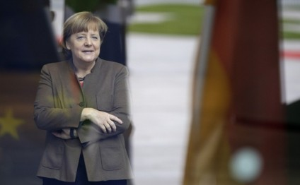 TIME's Person of Year 2015 is German Chancellor Angela Merkel