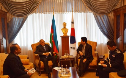 Azerbaijan, Korea discuss prospects for cooperation in military-technical field