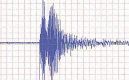 Quake hits Azerbaijani sector of the Caspian Sea
