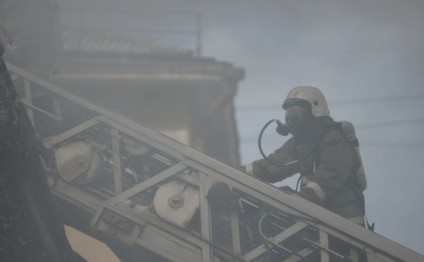 Death toll from fire in Voronezh region reaches 23
