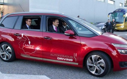 Driverless car takes to the road in first trip across Spain