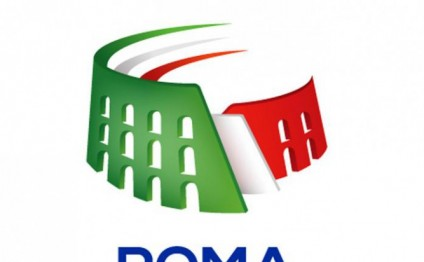 Colosseum features in logo of Rome bid for 2024 Olympics