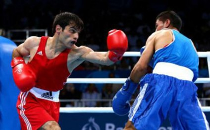 Three Azerbaijani boxers earn Olympic berths
