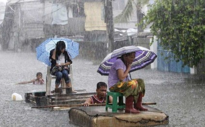 Typhoon leaves 9 dead in Philippines