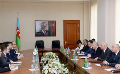 Azerbaijani Ministry of Agriculture, BP sign protocol on bilateral cooperation