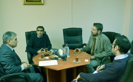 US Embassy Counselor visits Azerbaijan Tourism and Management University