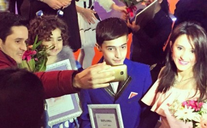 Azerbaijan wins Children`s Turkvision song contest