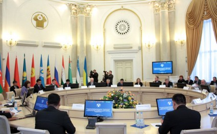 CIS Council of Permanent Representatives sums up activity for 2015