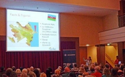 Azerbaijan`s tourism potential highlighted in several events in Germany