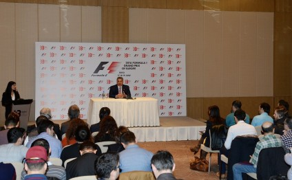 Tickets for 2016 Formula 1 Baku Grand Prix of Europe to go on sale on December 19