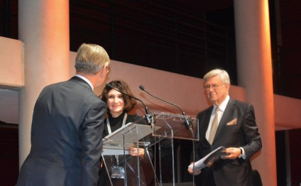 Azerbaijani photographer awarded two gold medals in Paris
