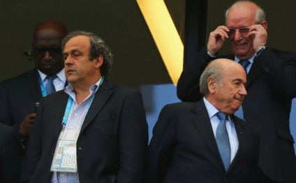 Blatter and Platini banned by FIFA for eight years