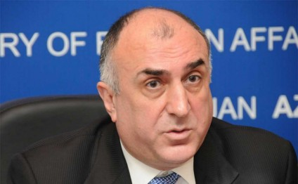 FM Mammadyarov: By committing provocative and sabotage acts Armenia prevents any progress in the settlement of conflict