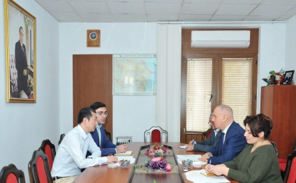 Li Ming: We try to maintain and enhance our cooperation with AZERTAC    VIDEO