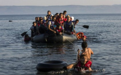 Number of refugees reaching Europe this year passes 1 million
