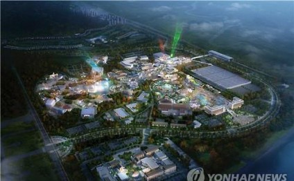 S. Korea revives Universal Studio theme park project