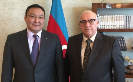 Azerbaijan, Mongolia discuss prospects for cooperation in civil aviation