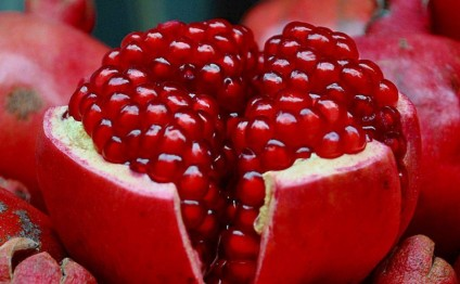 Pomegranate Metabolites May Protect Against Alzheimer's Disease