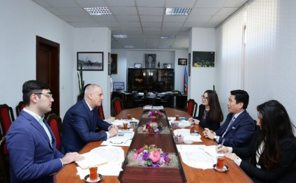 Korean Ambassador: AZERTAC, Yonhap cooperation aims to enhance exchange of information