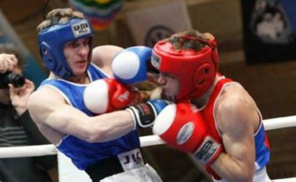 Azerbaijani boxer wins World Cup of Petroleum Countries