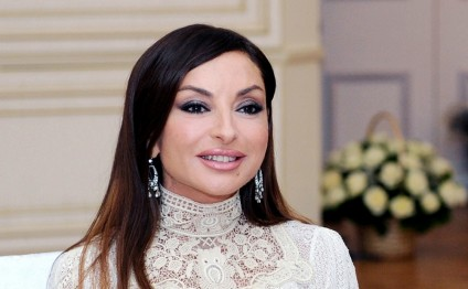 First lady Mehriban Aliyeva re-elected President of Azerbaijan Gymnastics Federation