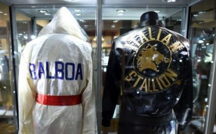 Sylvester Stallone memorabilia sells for over USD 3 million at auction