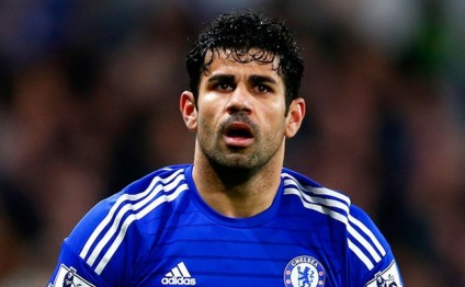 Chelsea dismiss Atletico Madrid's transfer enquiry for misfiring striker Diego Costa