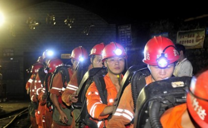 Death toll rises to 11 in northwest China coal mine cave-in