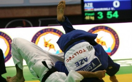 Azerbaijani judo fighters to compete in African Open Championships
