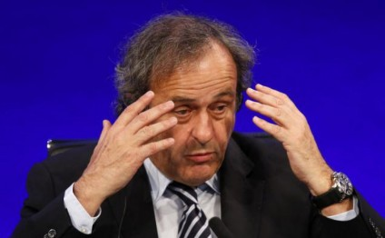 Michel Platini will not stand in Fifa presidential election