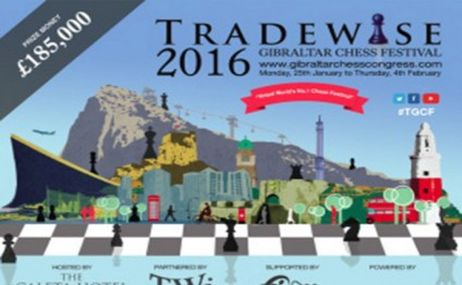 Azerbaijan`s Naiditsch to compete in Tradewise Gibraltar Chess Festival