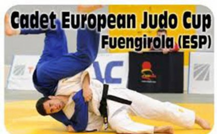Azerbaijani judo fighters to compete for Cadet European Cup