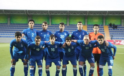 Azerbaijani U-21 footballers to compete in Antalya Cup