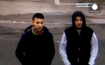 Paris attacker photos emerge