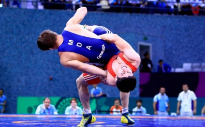 Azerbaijani wrestlers to compete in Takhti Cup tournament