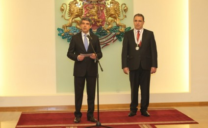 President Rosen Plevneliev: Azerbaijan is a very important country for Bulgaria