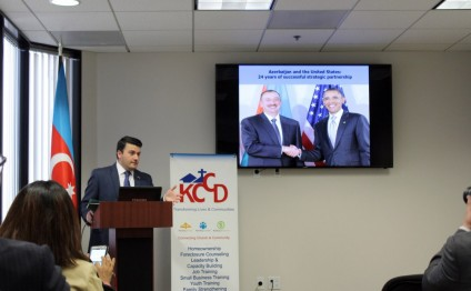 Azerbaijan holds historic meeting with Korean American community in Los Angeles